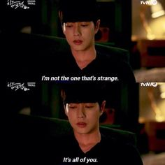 """When people say I'm strange for liking kpop and kdrama. /B"""