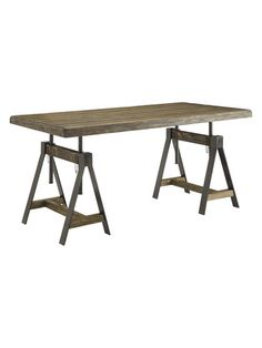 Weathered Writing Desk by Coast to Coast at Gilt