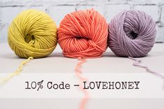 Exclusive LoveCrochet Yarn Discount