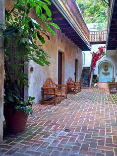 Villa Herencia Hotel, Old San Juan, Puerto Rico