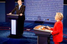 Clinton y Trump miden fuerzas en un primer debate