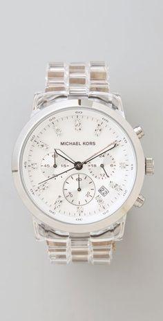 Michael Kors Oversized Watch Style #: MKWAT20030