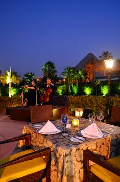 139 Grill @ Mena House Hotel