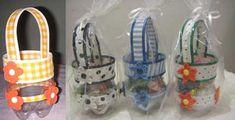 Lindos dulceros reutilizando botellas de PET - Dale Detalles Lunch Box, Bottle, Souvenir Ideas, Glass Bottles, Vases, Mason Jars, Bottles, Cute, Manualidades
