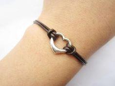 cute little heart bracelet