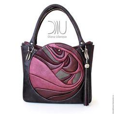 305f662a0120 Женские сумки ручной работы. Ярмарка Мастеров - ручная работа. Купить Новая  Модель. Handmade. Комбинированный, кожа натуральная