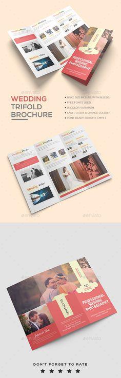 Parthi Ban (parthi374) on Pinterest - wedding brochure template
