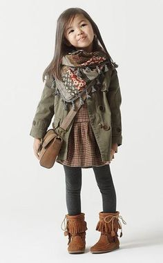 2011 Girl Kids Collection (turned in October 8, 2013)