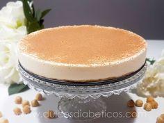 Tiramisu, Sugar Free, Cheesecake, Pudding, Ethnic Recipes, Desserts, Chef, Food, Diabetic Chocolate Cake