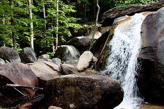 Diana's Bath Waterfall - beautiful day hike - fun for the whole family