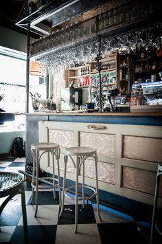 Floor ~ Sifón Bar ~ Chueca Madrid