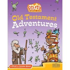 Old Testament Adventures: A Play & Learn Book