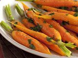 Picture of Honey Glazed Carrots Recipe
