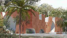 steven holl chosen ahead of zaha hadid + OMA for mumbai museum build