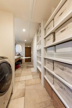 Small House Interior Design, Natural Interior, Laundry Room, My House, Bookcase, Sweet Home, Stairs, Shelves, Bathroom
