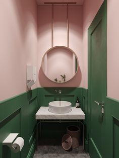 Bathroom design in c