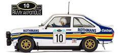 Carrera, Ford Escort, Acropolis, Rally Car, Slot Cars, Le Mans, Mini, The Dreamers, Racing