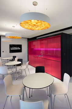 Hallucinate Design Office Dreams Up The Interiors At Chinas Maike Group Towers See More LORAL EN COLOMBIA Esttica Moda E Innovacin Tecnolgica Son