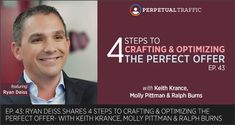Ryan Deiss, co-founder and CEO of DigitalMarketer, and the Perpetual Traffic…