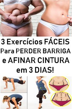 3 Exercícios FÁCEIS Para PERDER BARRIGA e AFINAR CINTURA em 3 DIAS! #exercicioafinarcintura3minutos #exerciciosparaafinaracinturacomcabodevassoura #exerciciosparaafinaracinturaeperderbarriga #exerciciosparaafinaracinturanaacademia #exerciciosparabarrigaecinturafina #exerciciosparabarrigaecinturanaacademia #exercíciosparaperderbarriga #exerciciosparaperderbarrigaemumasemana Bebidas Detox, Bikinis, Swimwear, Gym, Cardiovascular Disease, Cholesterol Levels, Home Exercises, Perfect Body, Fitness And Exercise