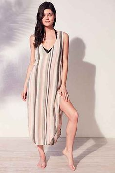 Out From Under Myra Midi Cover-Up - Urban Outfitters