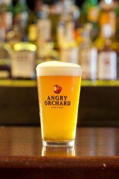 Angry Orchard Crisp Apple Cider |Tiff's Burger & Alehouse | Union, NJ 07083