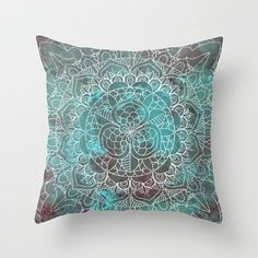 GET 10% OFF! Follow this link: https://www.etsy.com/shop/DrawingIllustration?coupon=PINTEREST04 or use coupon code PINTEREST04 in my shop! Until October 31st. https://www.etsy.com/listing/538775636/throw-pillow-mandala-pattern-pillow-case?ref=rss