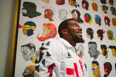 NBA All-Star Amar'e Stoudemire Is Turning Athletes into Emerging Art Collectors