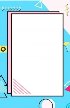 Colorful memphis irregular geometry Wallpaper Powerpoint, Powerpoint Background Design, Powerpoint Design Templates, Background Templates, Background Patterns, Geometric Wallpaper Background, Framed Wallpaper, Graphic Wallpaper, Instagram Background