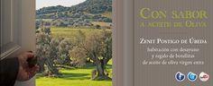 El sabor del mejor aceite de oliva en Zenit El Postigo ***, Úbeda, Jaén.