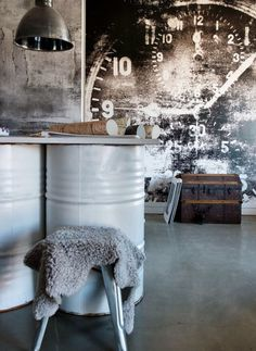 Industrial / wall decoration