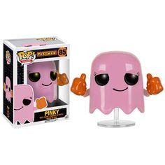Funko Pac-Man POP Pinky Vinyl Figure - Radar Toys