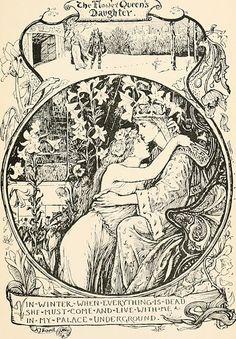 Persephone - seasons