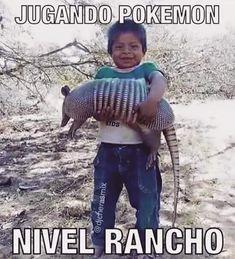 ★★★★★ Memes de risa para descargar: Pokemon Go nivel rancho I➨…