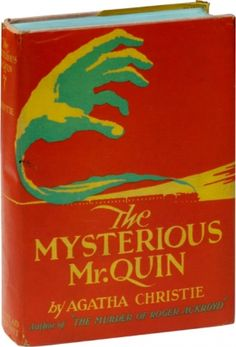 The Mysterious Mr. Quin (First Edition). Agatha Christie.