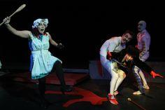 Season III Photos - Quasimondo Milwaukee Physical Theatre