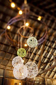 Unique Wedding Lighting Ideas  Wedding Reception Photos on WeddingWire