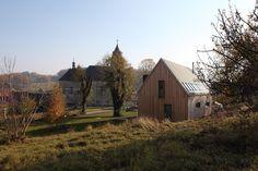 Roprachtice House,© Lina Nemeth