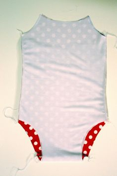 How to Sew A Girl's One-Piece Swimsuit (Free Pattern!) | Pretty Prudent