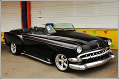 54 Chevy..Re-pin brought to you by agents of #carinsurance at #houseofinsurance in Eugene, Oregon