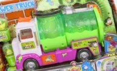 Trash Pack Sewer Dump Trashies Opening Garbage Truck Toy Review By Toypals Tv Read S