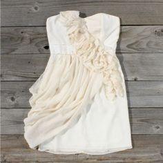Desginer handbag outlet Bridal Shower Dress