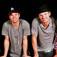 brian littrell, nick carter
