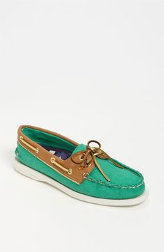 Need: New boat shoes Milly for Sperry Top-Sider® Authentic Original Boat Shoe (Women) | Nordstrom