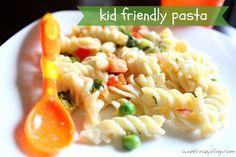 Kid Friendly Pasta