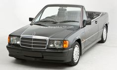 The Mercedes-Benz 190 E (W201) Cabrio That Never Existed