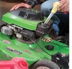 Lawn mower repair checklist - Garden & Outdoor, Lifestyle