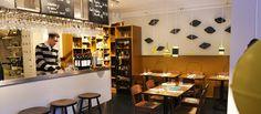 Anmeldelse af Restaurant Mêlée. Bistro på Frederiksberg