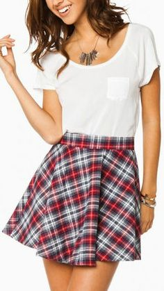 Vintage 90s Grunge Skirt Plaid Mini Skirt Tartan Plaid Skirt High ...