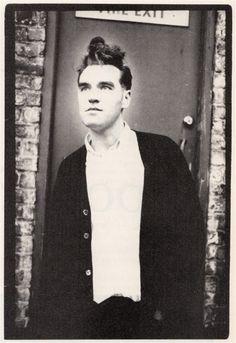 Fuck yeah, Morrissey's hair!